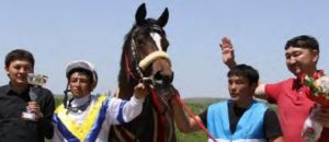 Kazakh Champion with Allan Bloodlines origin.