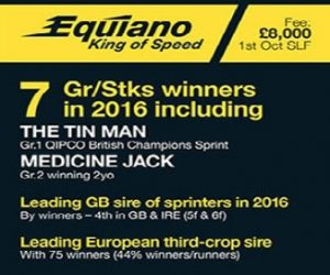 Equiano advert. Medicine Jack was the one on which we underbid