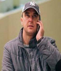 US-based bloodstock agent, Justin Casse.