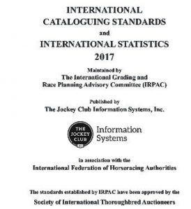 International Cataloguing standads and international statics