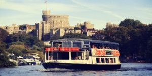 Riverboats to Windsor races.